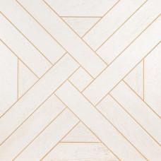 Модульный щитовой паркет Виндзорский крест Дуб Натур Златтерхорн 575х575х14