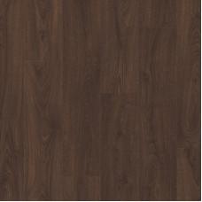 Ламинат Quick Step Classic Дуб горный темно-коричневый CLV-4092