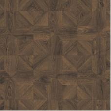 Ламинат Quick Step Impressive Patterns IPA-4145 Дуб кофейный брашированный