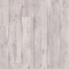 Ламинат Quick Step Impressive Ultra Дуб реставрированный светло-серый IMU-1861