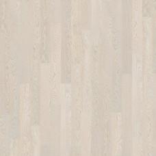 Паркетная доска Karelia Однополосная Story Essence Дуб Polar White 138 мм