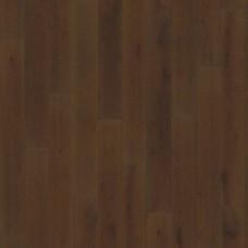 Паркетная доска Karelia Однополосная Story Essence Дуб Cinder Dark 138 мм