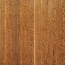 Паркетная доска Polarwood Однополосная Дуб Купидон медовый