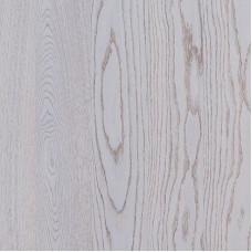 Паркетная доска Polarwood Однополосная Дуб Элара снежно-белый