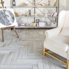 Каменно-полимерная плитка Alpine Floor ECO 10-5 Снежная лавина Expressive