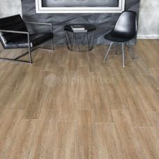 Каменно-полимерная плитка Alpine Floor ECO 9-3 Бурый лес Intense