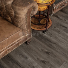 Кварц-виниловая плитка Alpine Floor ECO 7-11 Дуб Торфяной Premium XL