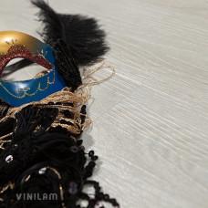 Кварц-виниловый пол Vinilam Дуб Линтер 10-077 Гибрид с пробкой 7мм